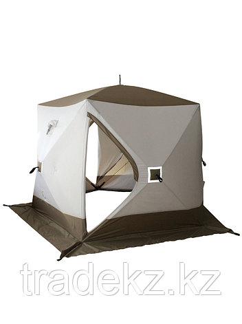 "Палатка для зимней рыбалки PF-TW-15 СЛЕДОПЫТ ""Premium"" 5 стен (1,8х1,75 м), фото 2"