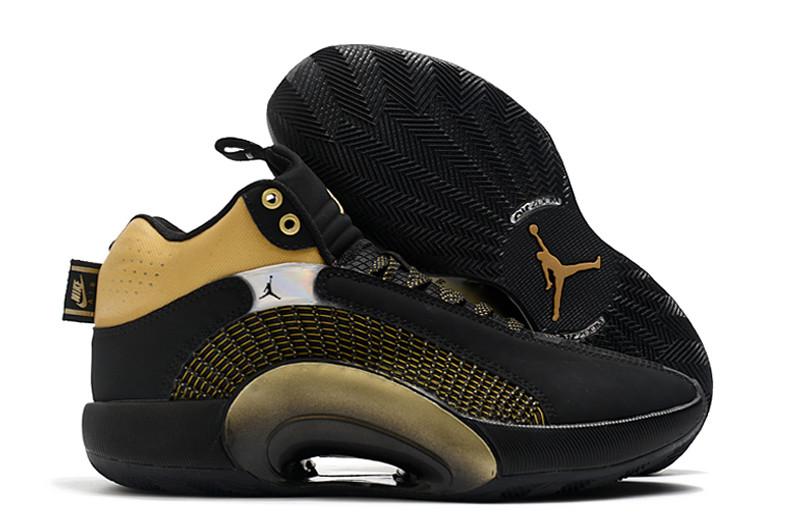 "Air Jordan XXXV (35) ""Gold"" (40-46)"