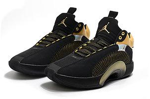 "Air Jordan XXXV (35) ""Gold"" (40-46), фото 2"