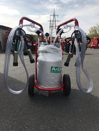 Доильный аппарат Arden ARD-1200 сухого типа 40л, фото 2