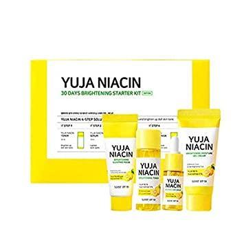 Набор миниатюр с экстрактом юдзу Some By Mi Yuja Niacin 30 Days Brightening Starter Kit