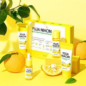Набор миниатюр с экстрактом юдзу Some By Mi Yuja Niacin 30 Days Brightening Starter Kit, фото 2
