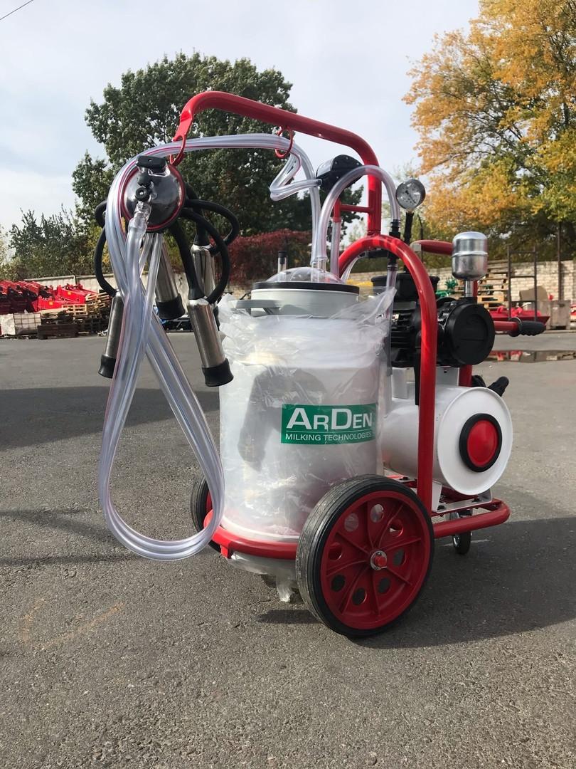 Доильный аппарат Arden ARD-1100 сухого типа 40 лит