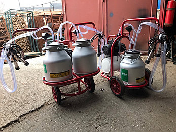 Доильные аппараты для коров Arden Турция, фото 2