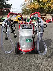 Доильный аппарат для коров ARD-1200 ArDen (Арден) Турция, фото 3