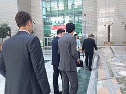 Рабочий визит делегации Promethean 6