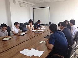 Рабочий визит делегации Promethean 7