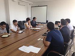 Рабочий визит делегации Promethean 8