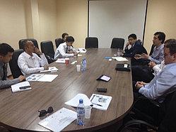 Рабочий визит делегации Promethean 10
