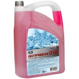 Антифриз Ice Cruizer G12 -35 (10кг/2) красный
