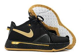 """Баскетбольные кроссовки Paul George 4 """"Gold"""" (40-46)"""