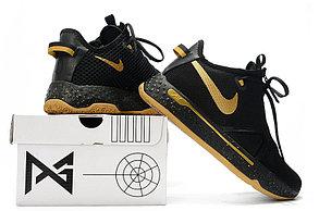 """Баскетбольные кроссовки Paul George 4 """"Gold"""" (40-46), фото 3"""