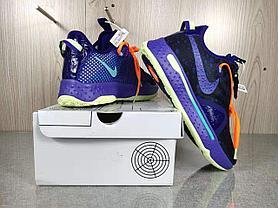 """Баскетбольные кроссовки Paul George 4 """"Purple"""" (40-46), фото 3"""