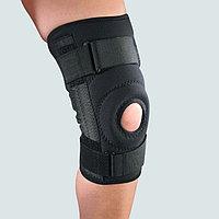 Бандаж эластичный для коленного сустава с  липучками Mute, фото 1