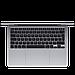 MacBook Air 13-inch 1.1GHz dual-core 10th-generation Intel Core i3 processor, 256GB - Space Gray, фото 2