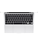 MacBook Air 13-inch 1.1GHz dual-core 10th-generation Intel Core i3 processor, 256GB - Silver, фото 2