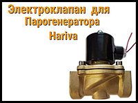 Электромагнитный клапан для Парогенератора Hariva