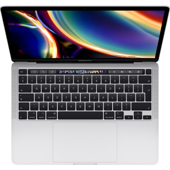 MacBook Pro 13-inch with Touch Bar 1.4GHz quad-core 8th-generation Intel Core i5 processor, 256GB Silver