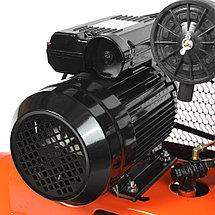 Компрессор поршневой ременной Patriot LRM 100-480R, фото 2