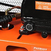Компрессор поршневой ременной Patriot LRM 100-480R, фото 3