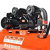 Компрессор поршневой ременной Patriot LRM 100-480R, фото 6