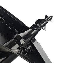 Шнек двухзаходный для грунта Patriot D 252, фото 2