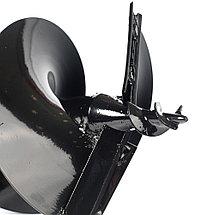 Шнек двухзаходный для грунта Patriot D 252, фото 3
