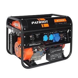 Генератор бензиновый Patriot GP 7210AE