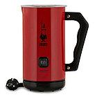 Bialetti вспениватель молока электрический, красный, 300 мл