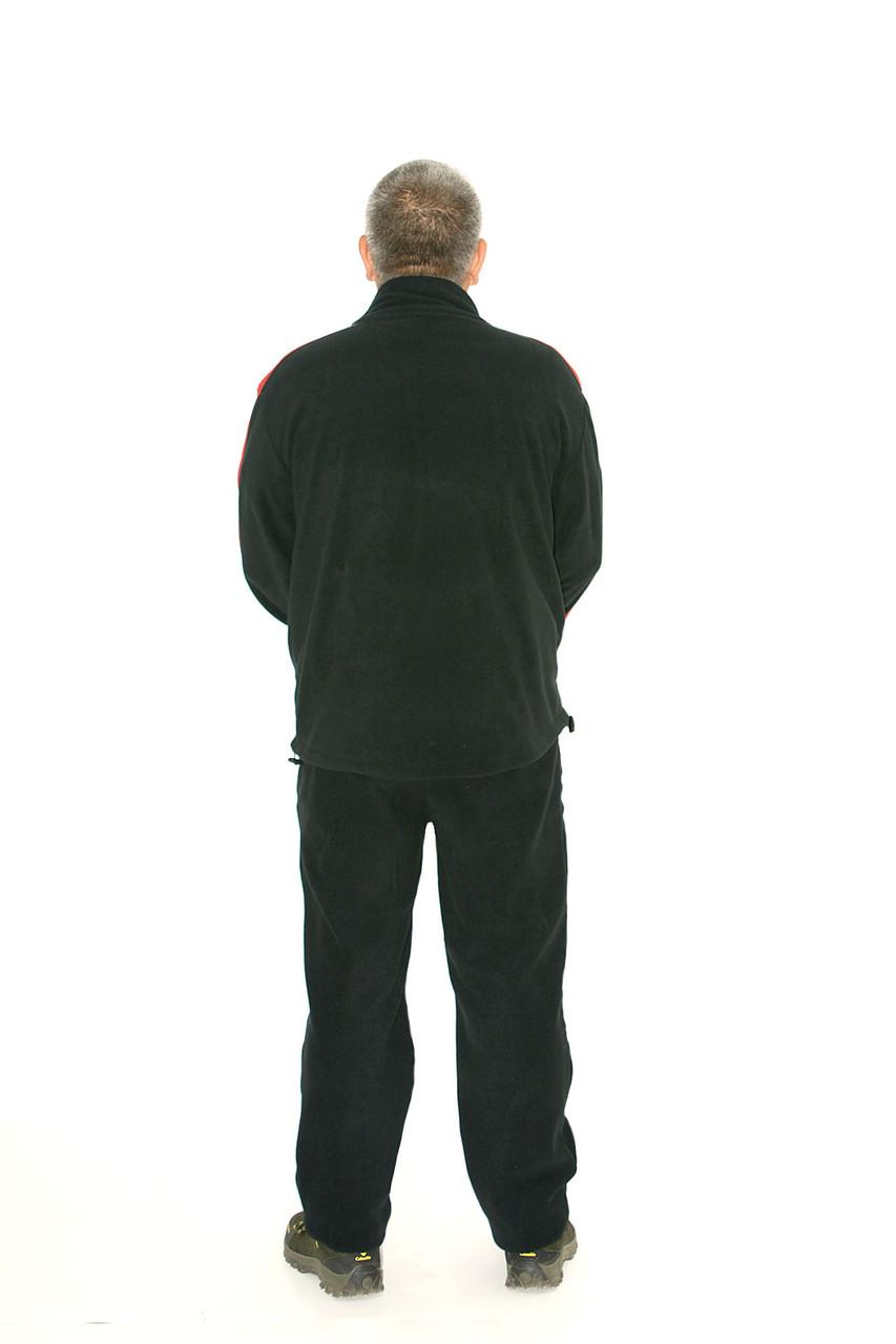 Спортивный теплый костюм осень-зима для мужчин - фото 2