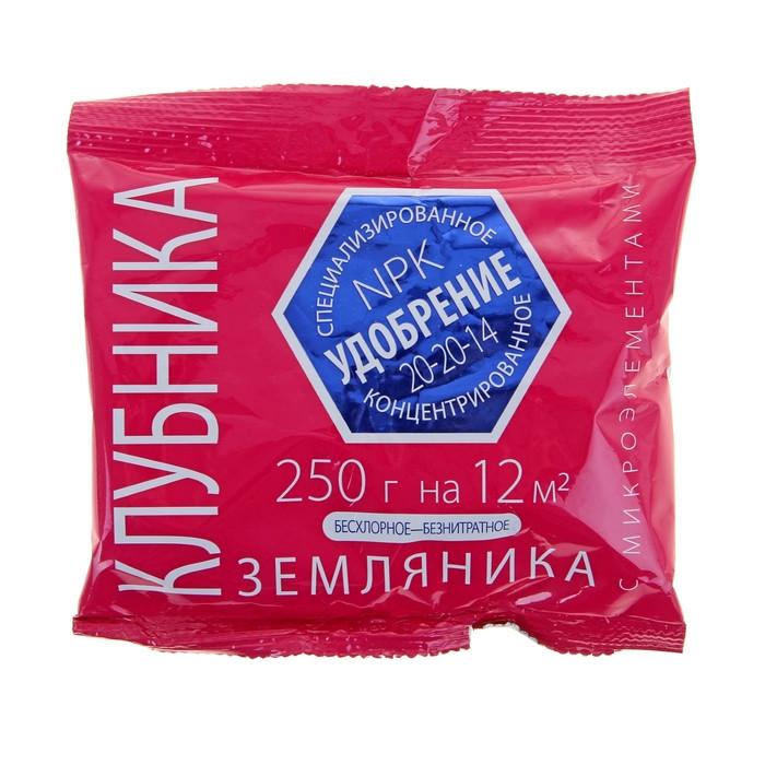 Удобрение LETTO КЛУБНИКА 0,25 кг