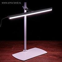 Фитосветильник «Растущий светильник», 16 Вт, 220 В, 560 × 220 × 560 мм, на подставке