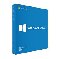 HPE Microsoft Server 2016 (4-Core) Standard Additional License EMEA SW программное обеспечение hp (871158-A21)