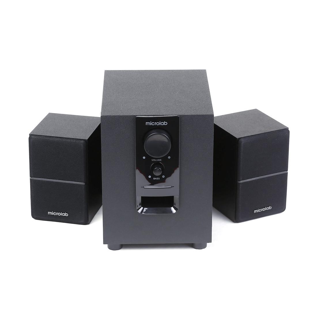 Акустическая система Microlab M-106 Чёрный