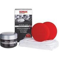 Воск SONAX Premium Class карнауба, набор, 208 мл, 211200