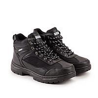 Кроссовки мужские, цвет чёрный, размер 46