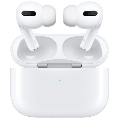 Apple AirPods Pro with Wireless Charging Case гарнитура (MWP22RU/A) - фото 1
