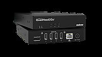 Коммутатор видеосигнала Matrox Q2G-DP4K