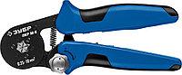 Пресс-клещи ЗУБР 0.25-10 мм2, для втулочных наконечников ПКР-10-6 (22678)