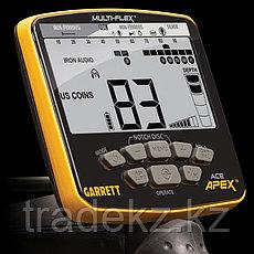 Металлоискатель грунтовый GARRETT ACE Apex (стандартный комплект: металлоискатель), фото 3