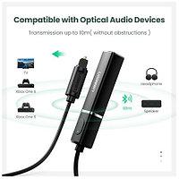 Bluetooth Audio Transmitter Toslink V5.0 (50213) UGREEN, фото 2