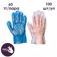 Перчатки ТПЭ (термопластичный эластомер). Размер L