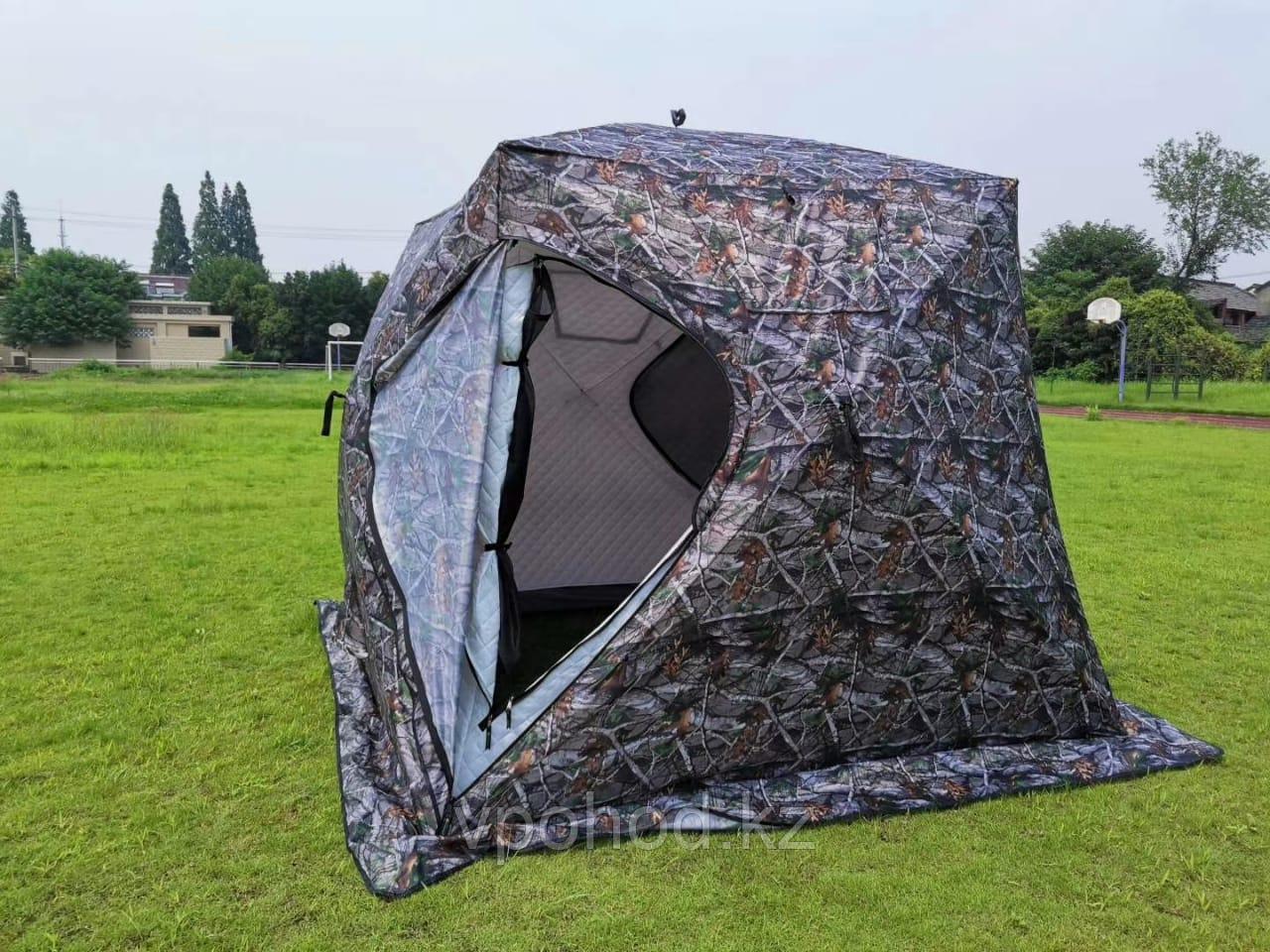 Палатка для зимней рыбалки MIR 2019 MC