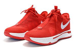 """Баскетбольные кроссовки Paul George 4 """"Red"""" (40-46), фото 2"""