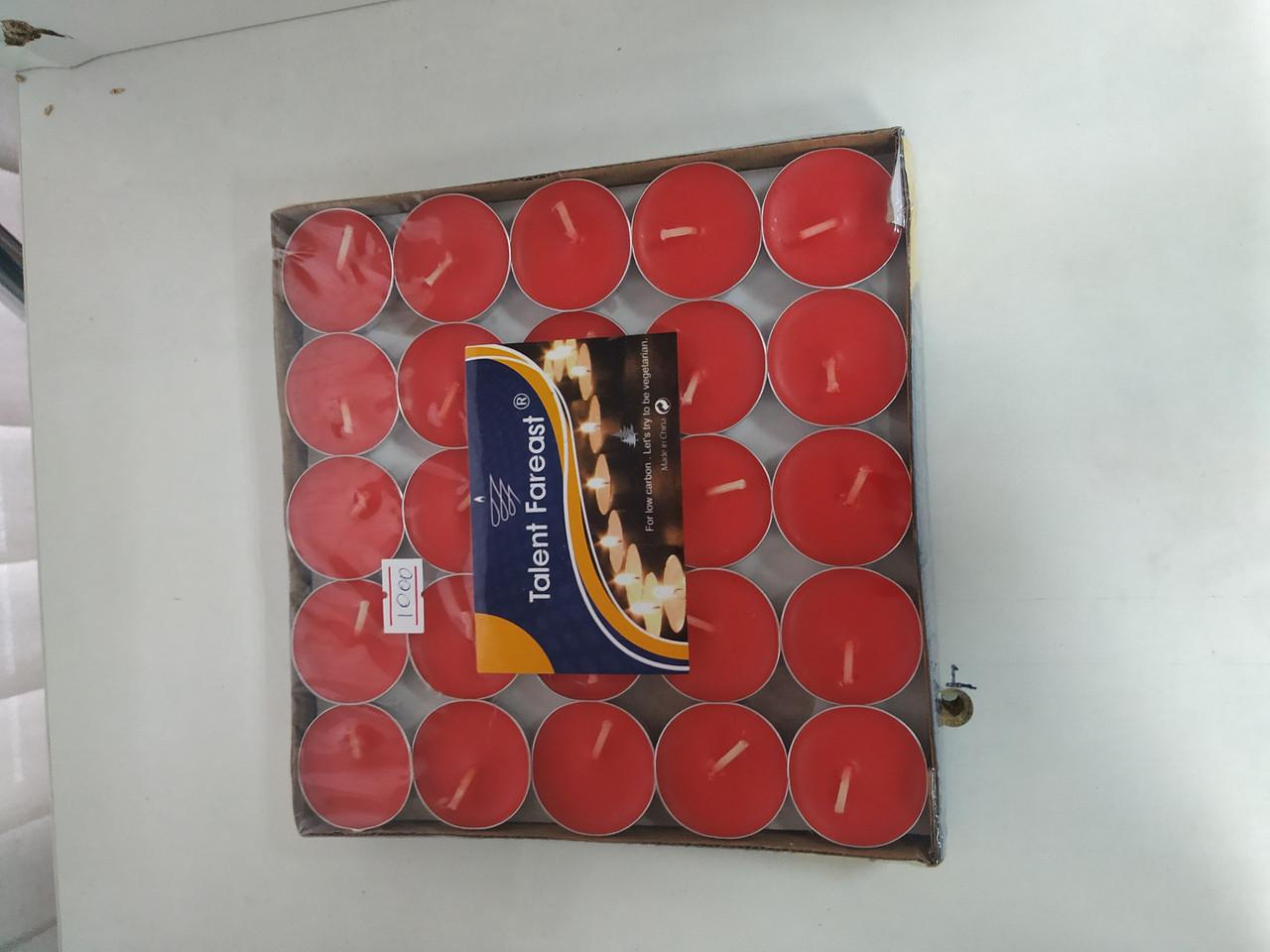 Свечи, чайные свечи 50 штук - фото 2