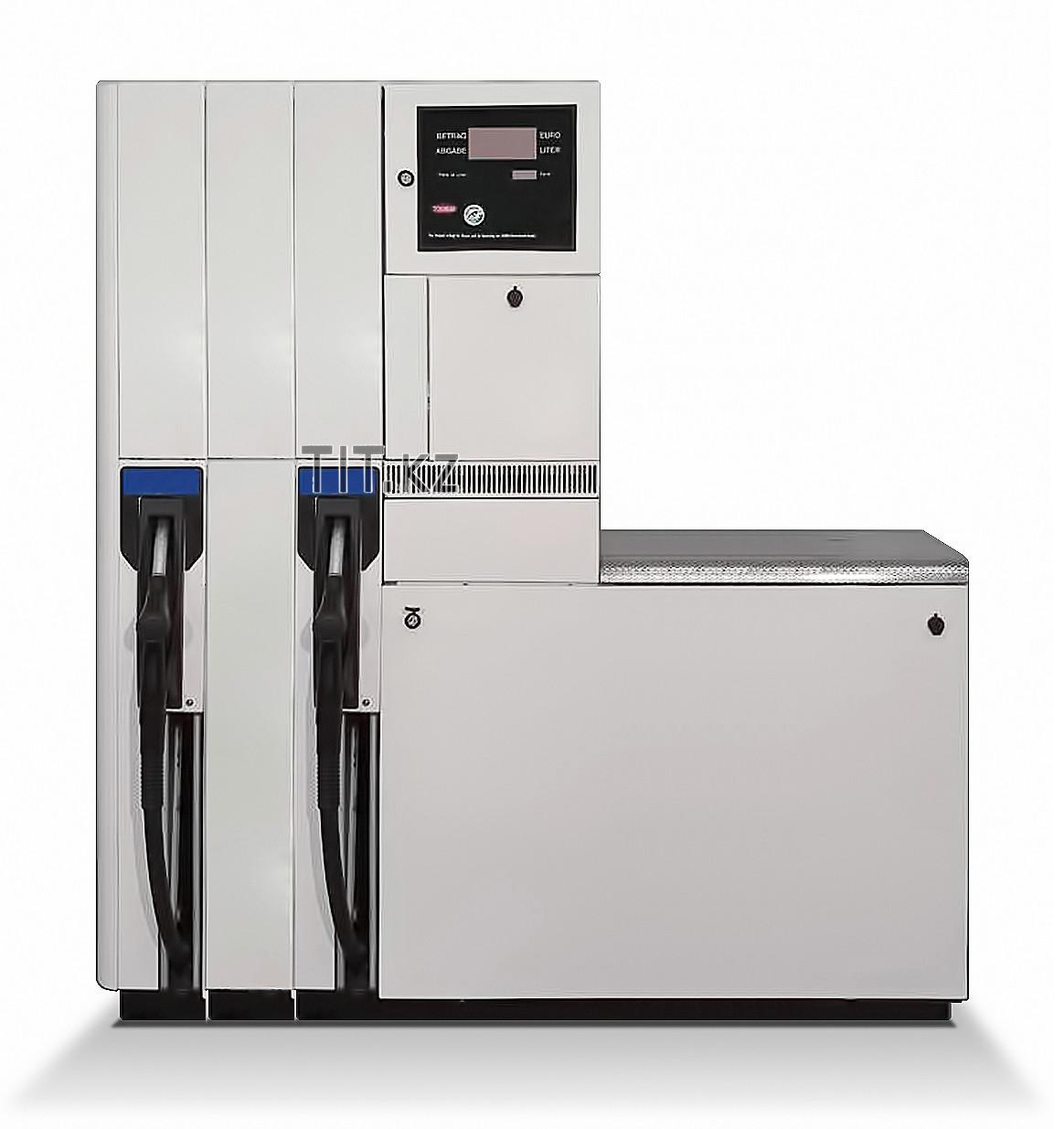 Топливораздаточная колонка Tokheim Quantium 510 2х4 всасывающего типа, дизель