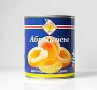 Абрикосы Sani Frut половинки в сиропе 850 мл