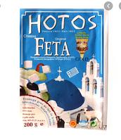 Сыр Фета Hotos Feta рассольный 200 гр