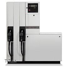 Топливораздаточная колонка Tokheim Quantium 500T 2х4 всасывающая, дизель