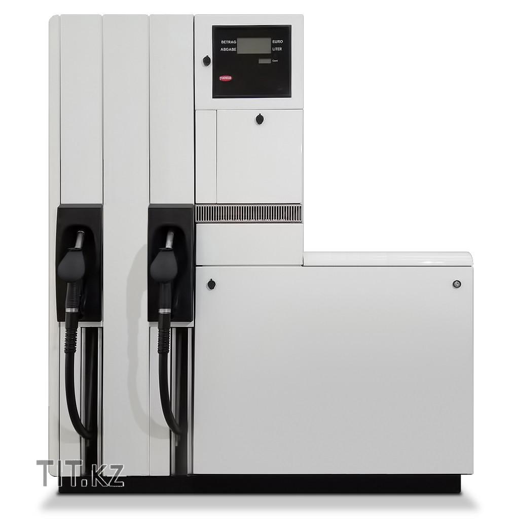 Топливораздаточная колонка Tokheim Quantium 500T 2х4 напорная, дизель
